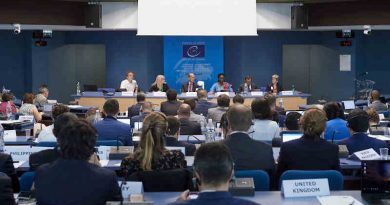 Photo: Council of Europe