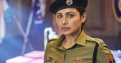 Rani Mukerji in Bollywood Film Mardaani 2. Photo: YRF