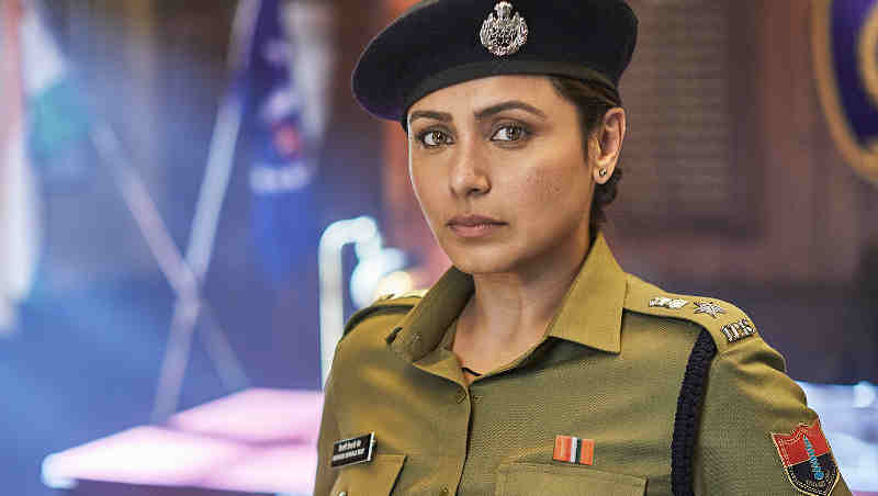 Rani Mukerji in Bollywood Film Mardaani 2. Photo: YRF