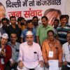 Arvind Kejriwal Makes 10 Promises to Woo Delhi Voters