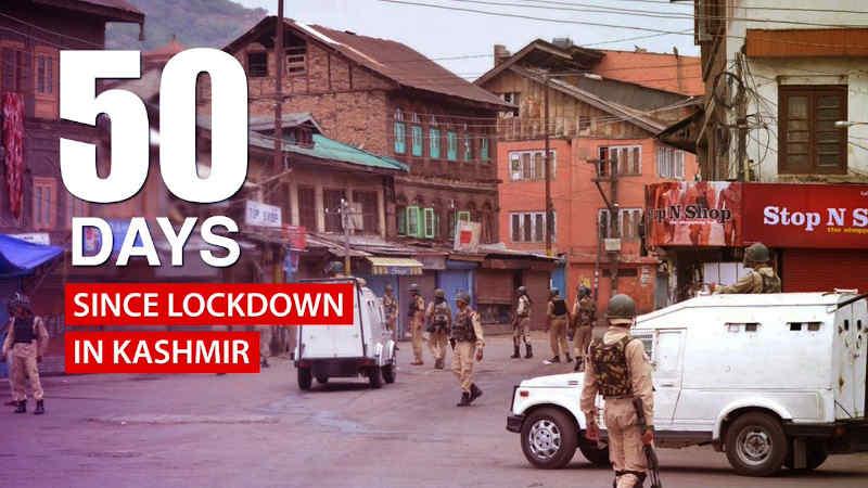 Trouble in Kashmir. Photo: Congress (file photo)