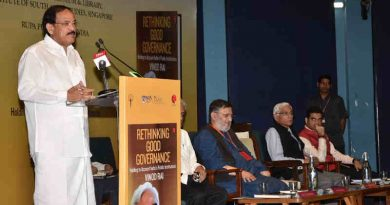 Vice President of India M. Venkaiah Naidu. Photo: Vice President of India Secretariat