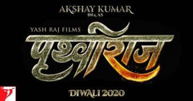 Akshay Kumar Stars As the Fearless King Prithviraj Chauhan. Photo: YRF