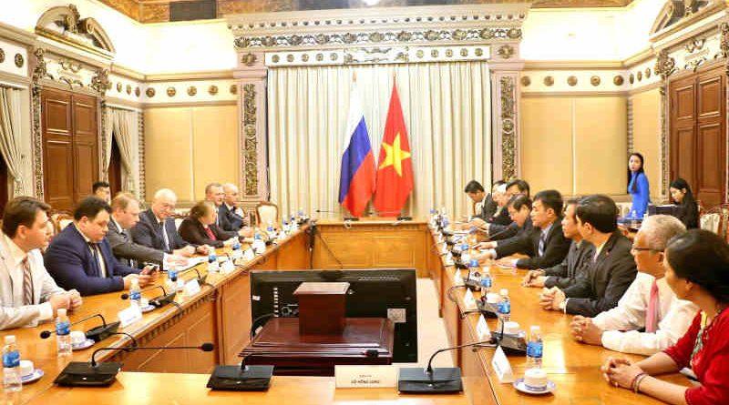 Russian-Vietnamese Anti-Corruption Consultations. Photo: Kremlin