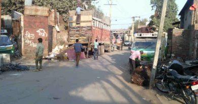 A polluted industrial area in India's capital New Delhi. Photo: Rakesh Raman / RMN News Service