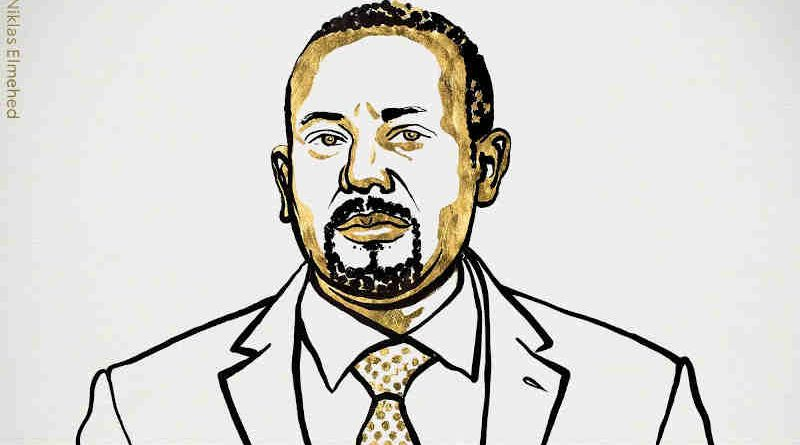 Nobel Peace Prize for Abiy Ahmed Ali