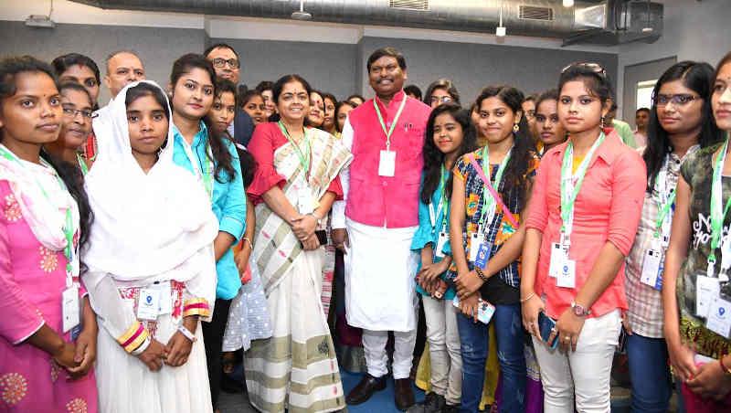 Digital Skills Training Program for Women Entrepreneurs. Photo: Ministry of Tribal Affairs