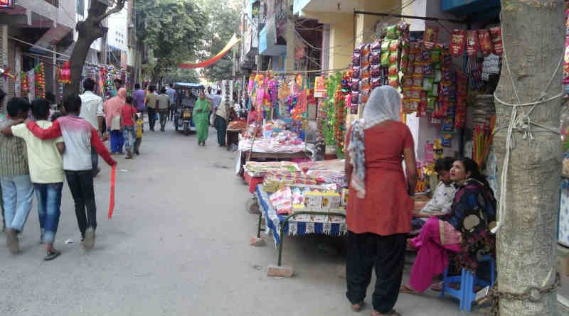 A consumer bazaar in India's capital New Delhi. Photo: Rakesh Raman / RMN News Service (Representational Image)