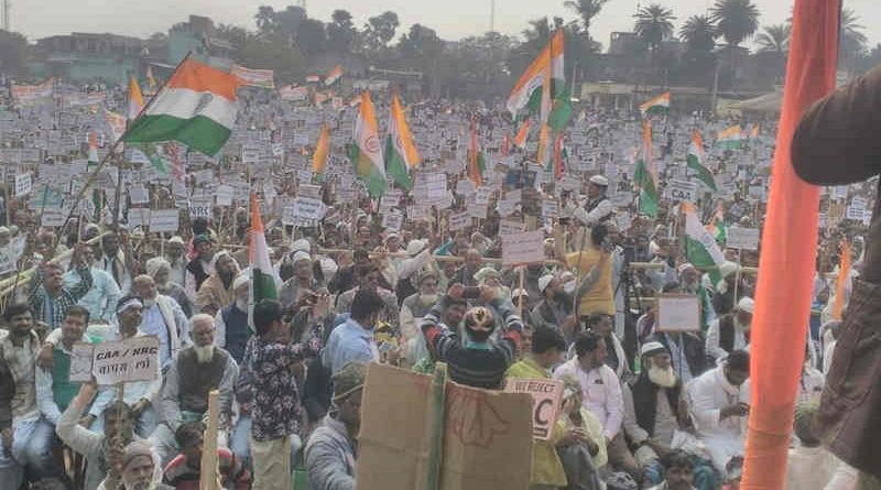 Hundreds of thousands of people in India are protesting against the Citizenship Amendment Act (CAA), National Population Register (NPR), and National Register of Citizens (NRC) announced by PM Narendra Modi and Amit Shah.