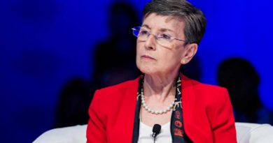 Delia Ferreira Rubio, Chair, Transparency International