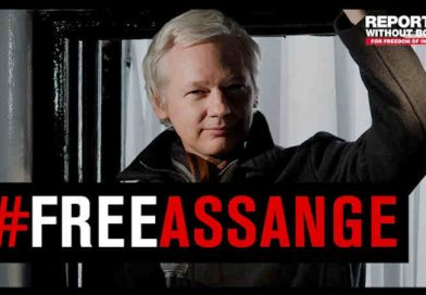 RSF Launches Petition to Oppose Assange Extradition to U.S.
