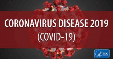 COVID-19. Photo: CDC
