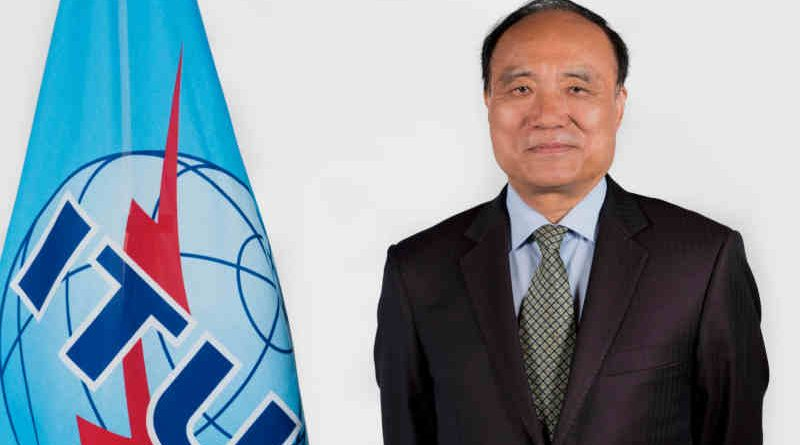ITU Secretary-General Houlin Zhao. Photo: ITU