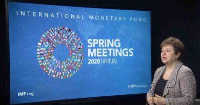 Managing Director of International Monetary Fund (IMF) Kristalina Georgieva. Photo: IMF