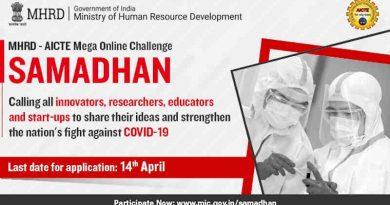 Samadhan Challenge