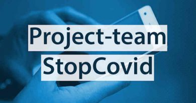 StopCovid Project. Photo: Inria