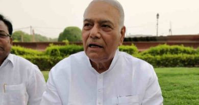 Yashwant Sinha (file photo)