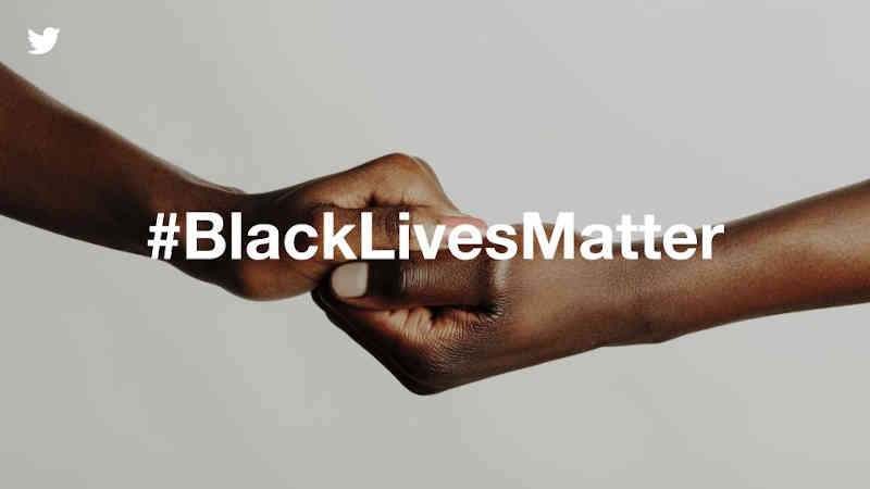 Black Lives Matter. Photo: BJP