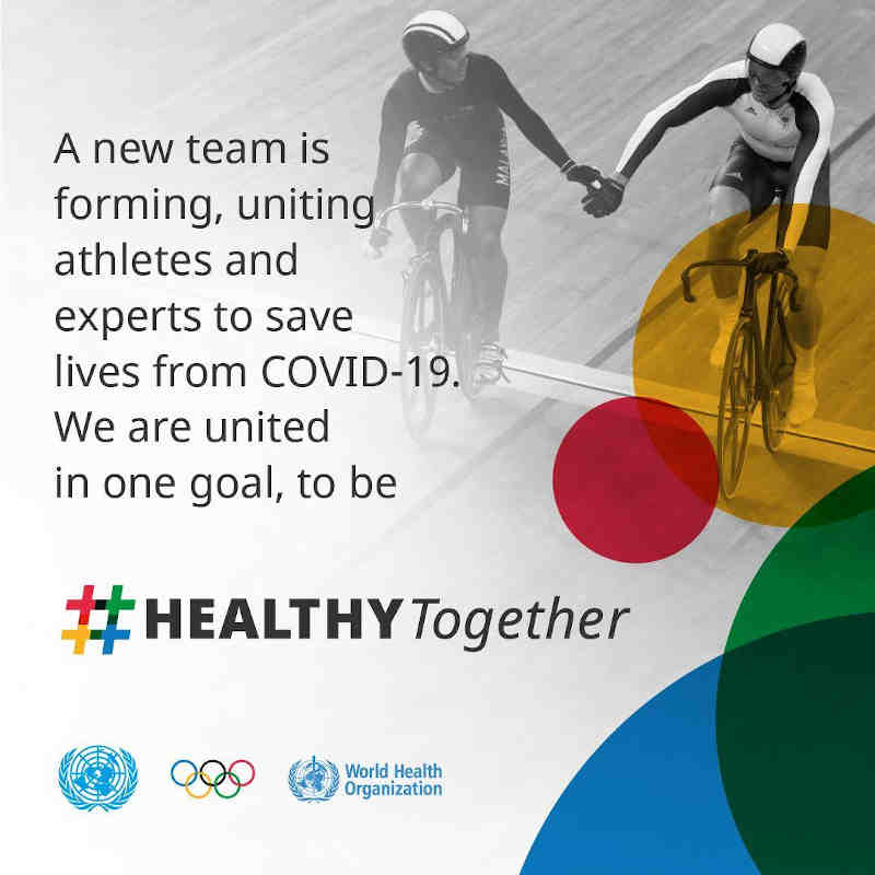 #HEALTHYTogether