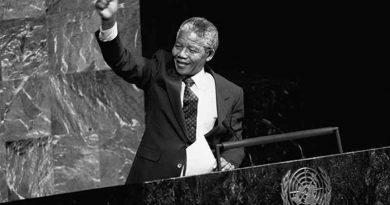 Nelson Mandela International Day. Photo: UN