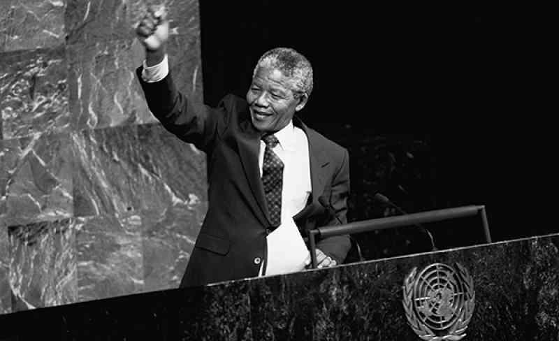 Nelson Mandela International Day. Photo: UN