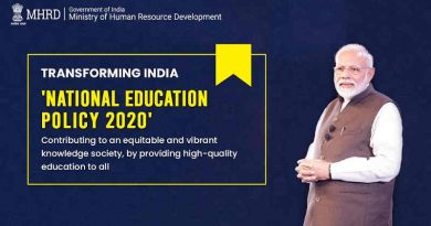 National Education Policy (NEP) 2020. Photo: HRD Ministry