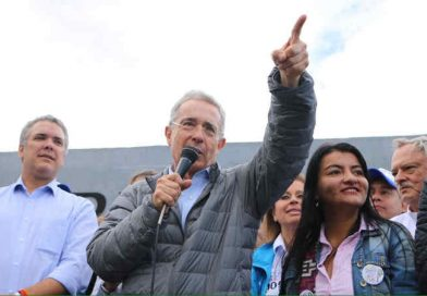 Former Colombian President Alvaro Uribe Arrested Under Fraud Charges