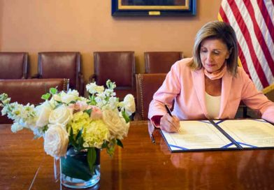 Nancy Pelosi Welcomes Covid-Rescue Package