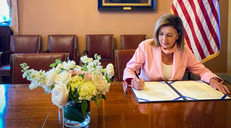 Photo: House Speaker Nancy Pelosi