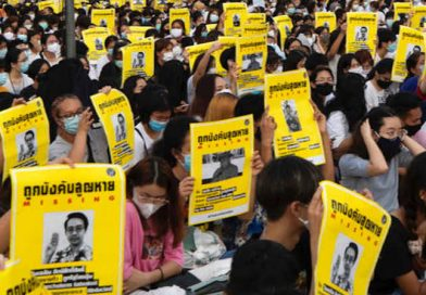 Pro-Democracy Thai Protesters Face Police Action for Insulting the Monarchy