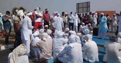 Farmers protesting against the Modi government in India. Photo: CPI(M)