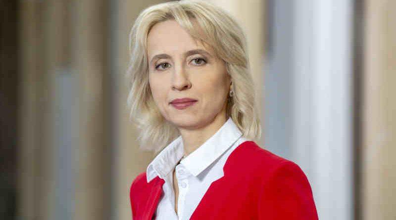 Teresa Czerwińska, Vice-President, EIB. Photo: EIB