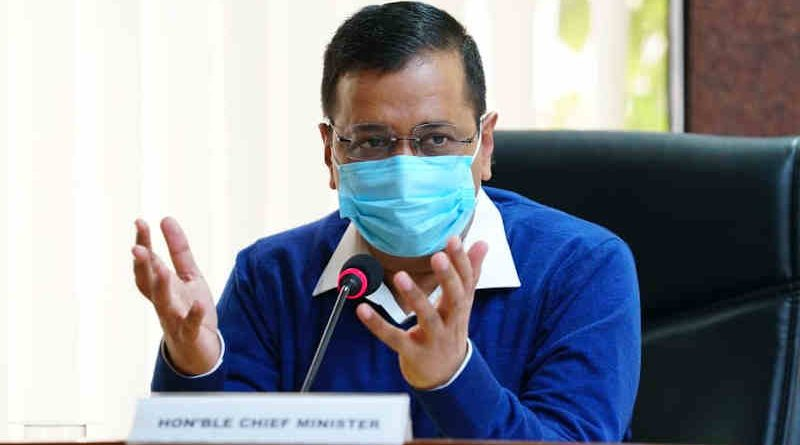 Photo: Arvind Kejriwal, chief minister, Delhi