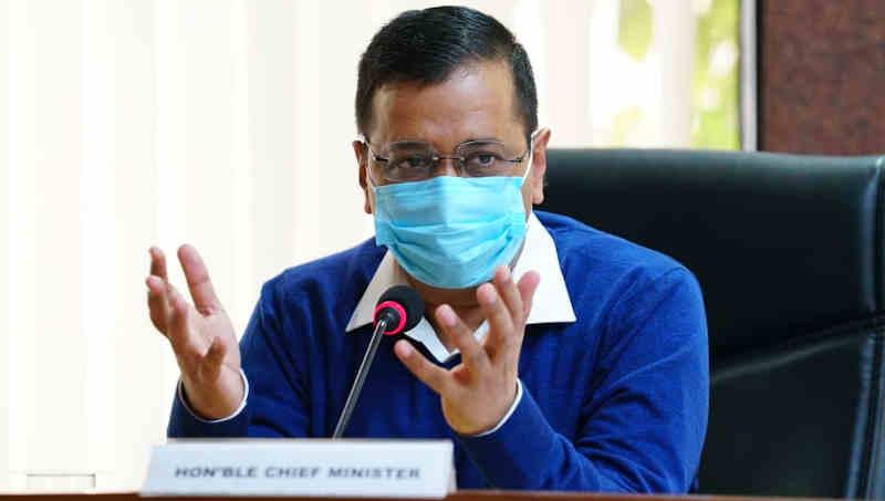 Photo: Arvind Kejriwal, chief minister, Delhi