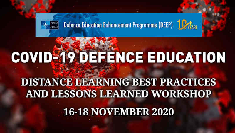 NATO Defence Education Enhancement Programme. Photo: NATO