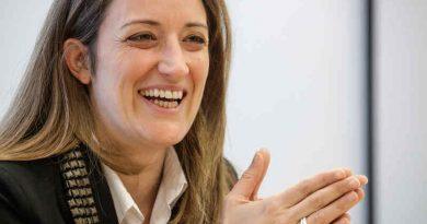 Roberta Metsola, a Maltese MEP, has been elected as First Vice-President of the European Parliament. Photo: Europen Union - EP