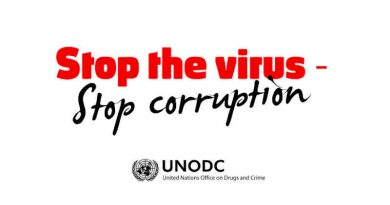 RECOVER with INTEGRITY campaign: Photo: UNODC