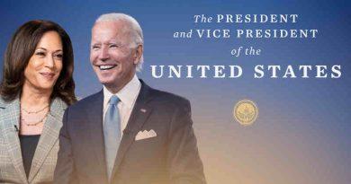 U.S. President Joe Biden and Vice President Kamala Harris. Photo: Biden Inaugural Committee