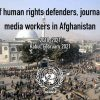 UN Report Reveals Killing of Human Rights Defenders in Afghanistan