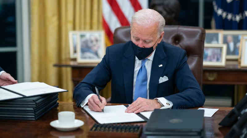 President Joe Biden. Photo: White House