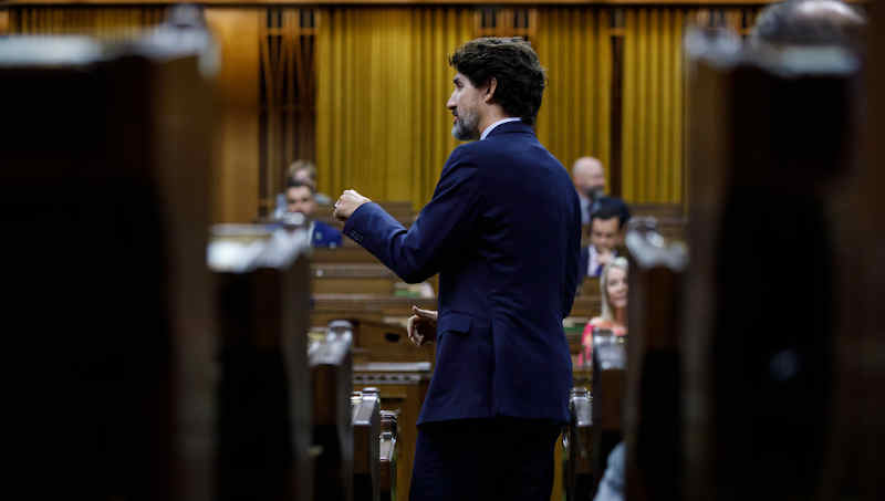 Prime Minister of Canada Justin Trudeau. Photo: Adam Scotti / Canada PM Office (file photo)
