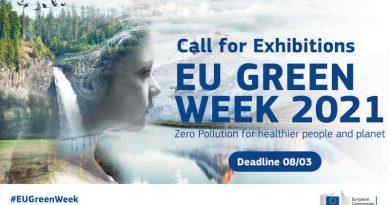 EU Green Week Exhibition for Zero Pollution and Healthier Planet