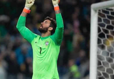 Alisson Becker Leads Campaign to Help Covid-19 Patients