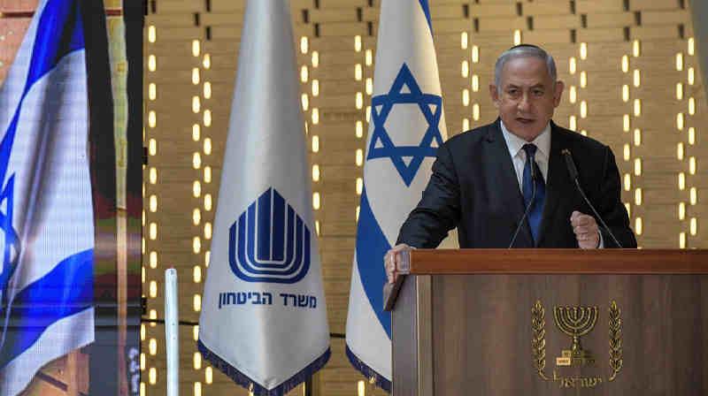 Prime Minister of Israel Benjamin Netanyahu.Photo: Israel Ministry of Foreign Affairs, GPO / Kobi Gideon (file photo)