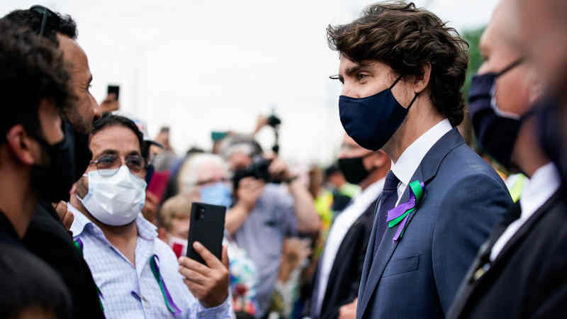 Photo: Prime Minister (PM) of Canada Justin Trudeau / Twitter
