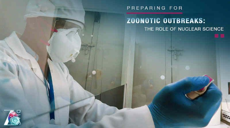 Being Better Prepared for the Next Pandemic: IAEA Scientific Forum on Zoonotic Outbreaks. Photo: IAEA
