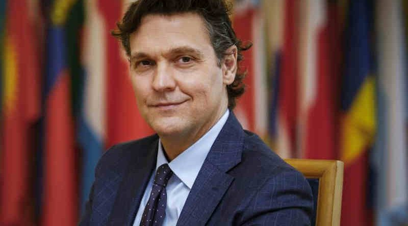 Matteo Mecacci, Director of the OSCE Office for Democratic Institutions and Human Rights. Photo: OSCE