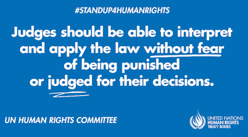 Photo: UN Human Rights Committee