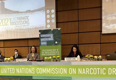 Global Forum Finds Links Between Drug Trafficking and Corruption