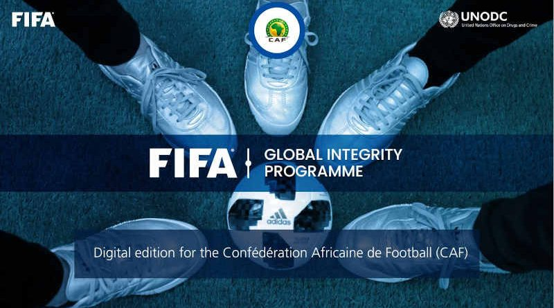 FIFA Global Integrity Programme. Photo: UNODC